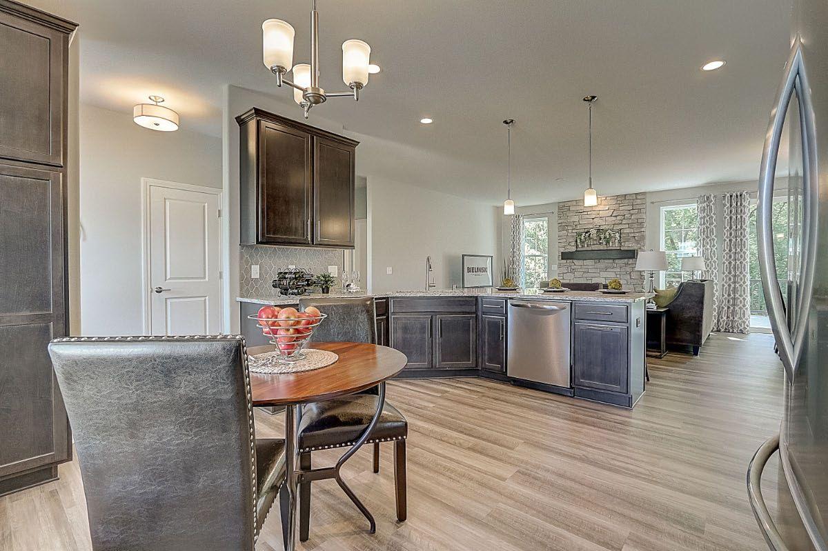 Kitchen featured in The Sophia, Plan 1625 By Bielinski Homes, Inc. in Racine, WI