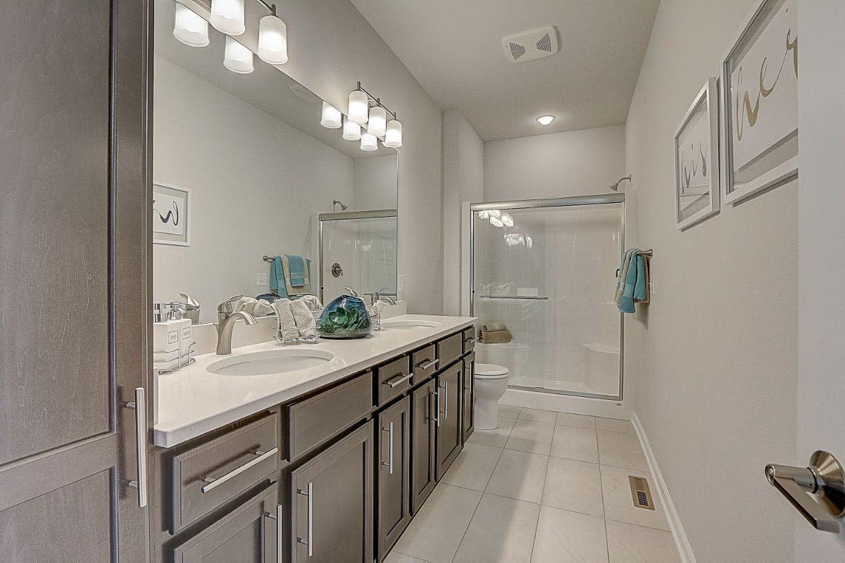 Bathroom featured in The Sophia, Plan 1625 By Bielinski Homes, Inc. in Racine, WI