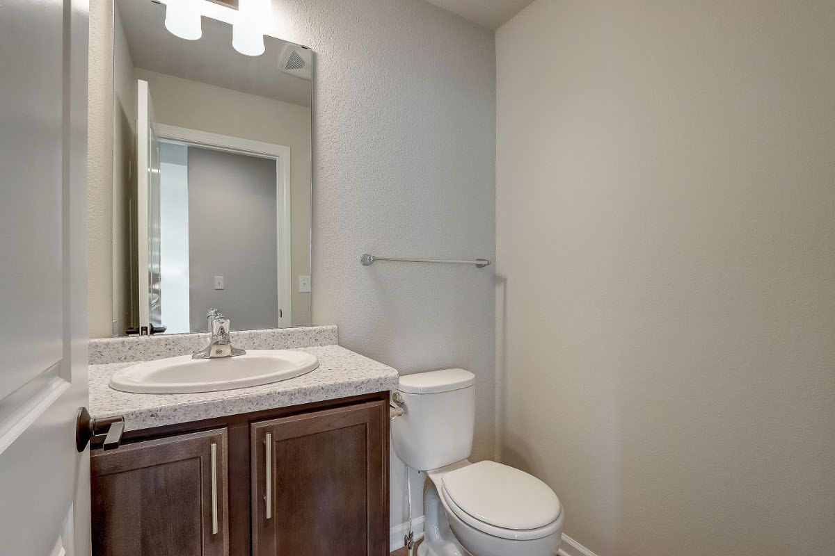 Bathroom featured in The Elise, Plan 2025 By Bielinski Homes, Inc. in Milwaukee-Waukesha, WI