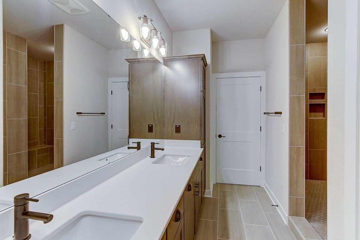 Bathroom featured in The Preston, Plan 2300 By Bielinski Homes, Inc. in Milwaukee-Waukesha, WI