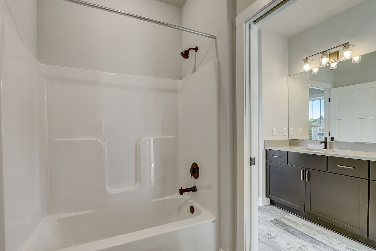 Bathroom featured in The Clemont, Plan 2222 By Bielinski Homes, Inc. in Milwaukee-Waukesha, WI