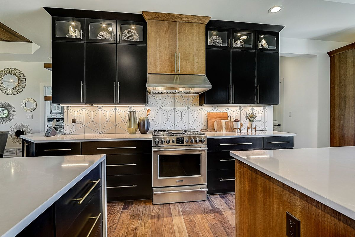 Kitchen featured in The Clemont, Plan 2117 By Bielinski Homes, Inc. in Ozaukee-Sheboygan, WI