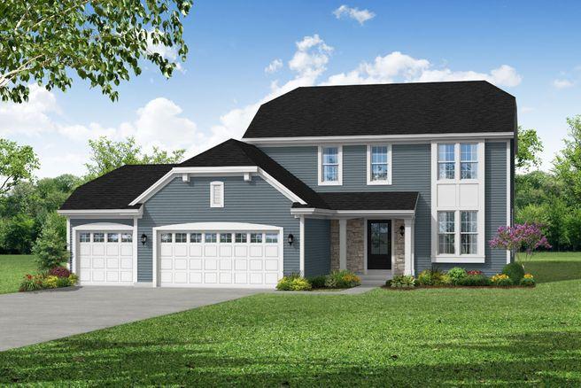 809 Belmont Drive (The Hailey, Plan 2061)
