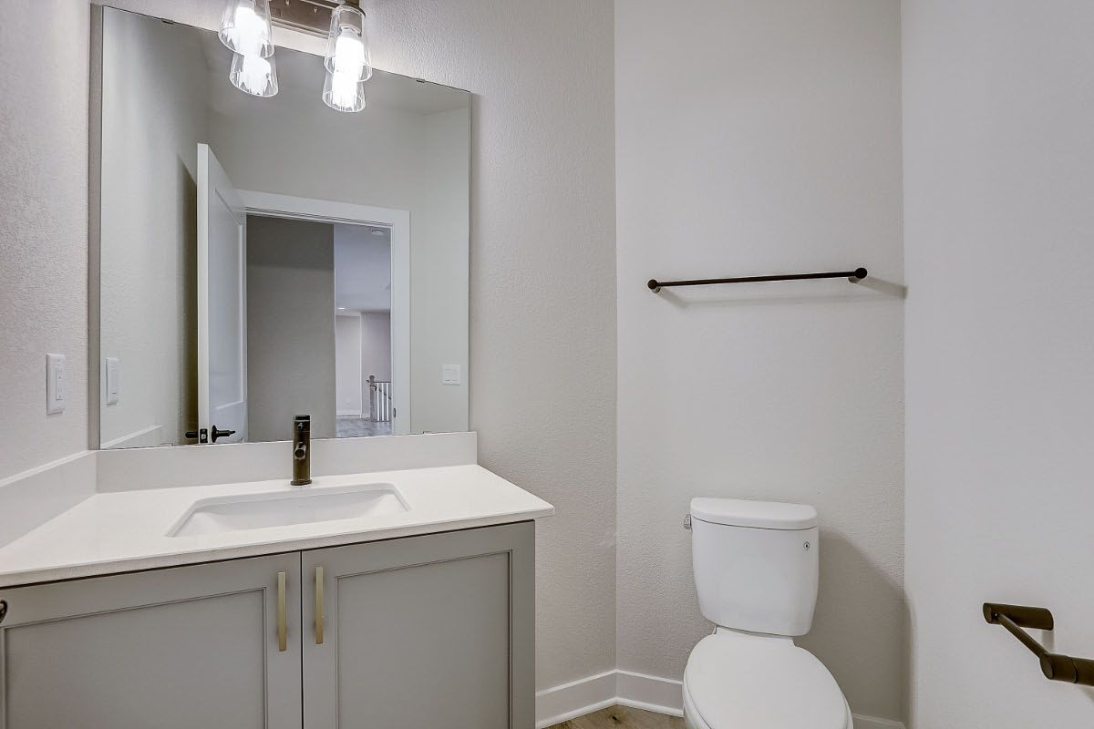 Bathroom featured in The Preston, Plan 2300 By Bielinski Homes, Inc. in Milwaukee-Waukesha, WI