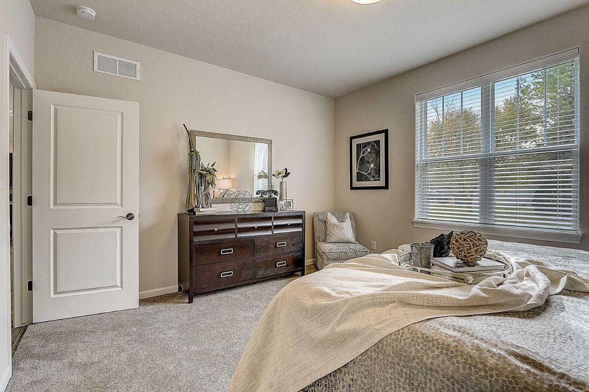 Bedroom featured in The Lauren, Plan 1653 By Bielinski Homes, Inc. in Racine, WI