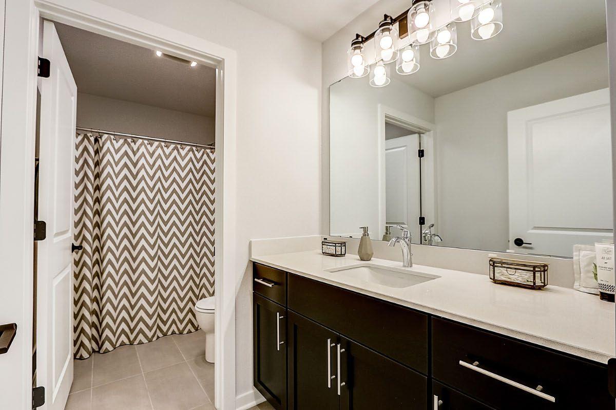 Bathroom featured in The Elise, Plan 2404 By Bielinski Homes, Inc. in Washington-Fond du Lac, WI
