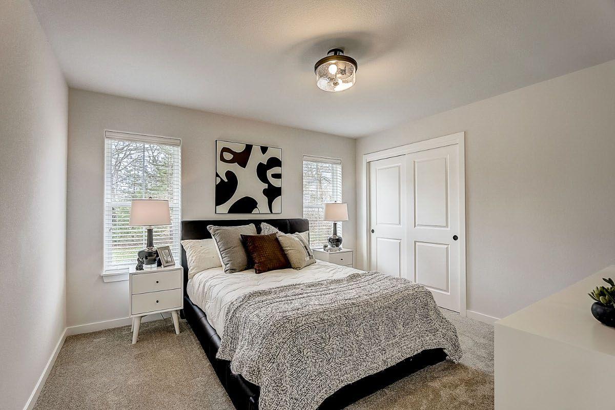 Bedroom featured in The Elise, Plan 2404 By Bielinski Homes, Inc. in Ozaukee-Sheboygan, WI
