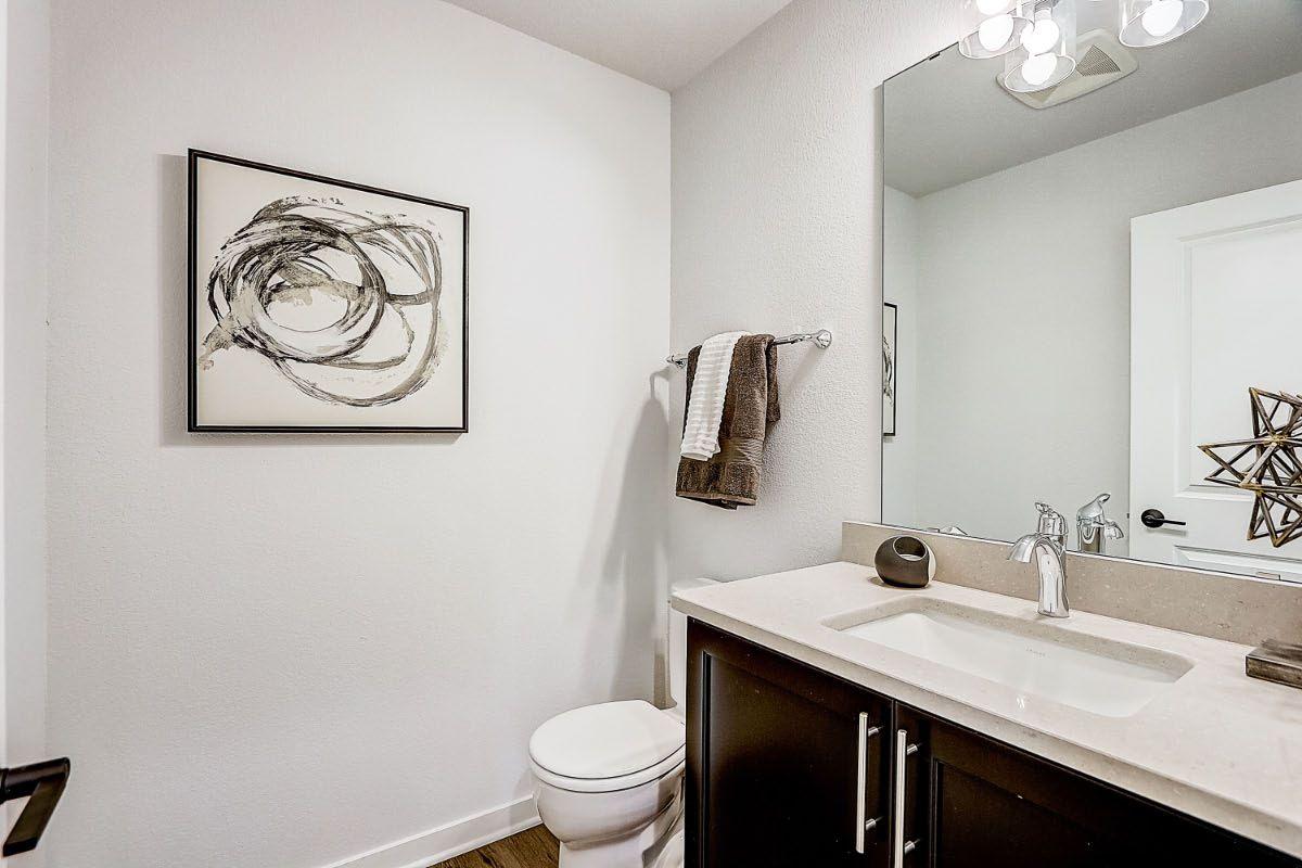 Bathroom featured in The Elise, Plan 2404 By Bielinski Homes, Inc. in Ozaukee-Sheboygan, WI