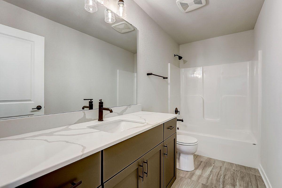 Bathroom featured in The Elise, Plan 2203 By Bielinski Homes, Inc. in Ozaukee-Sheboygan, WI