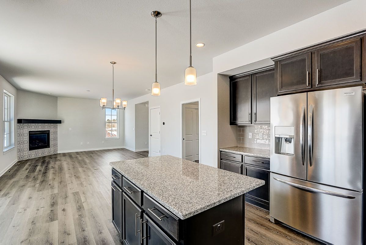 Kitchen featured in The Taylor, Plan 2000 By Bielinski Homes, Inc. in Racine, WI