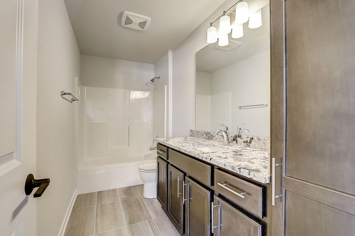Bathroom featured in The Taylor, Plan 2000 By Bielinski Homes, Inc. in Washington-Fond du Lac, WI