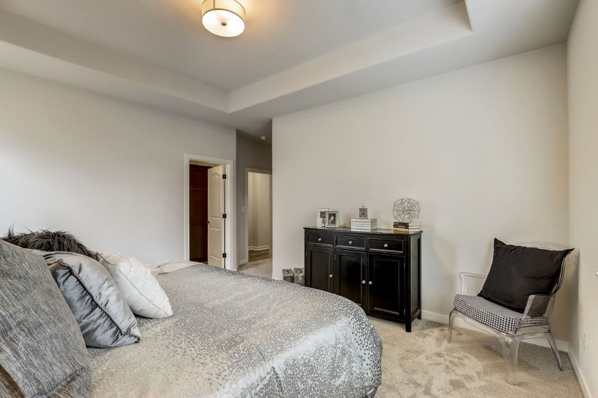 Bedroom featured in The Peyton, Plan 1880 By Bielinski Homes, Inc. in Ozaukee-Sheboygan, WI