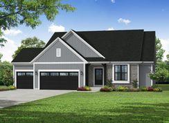 The Lauren, Plan 1805 - Lake Bluff: East Troy, Illinois - Bielinski Homes, Inc.