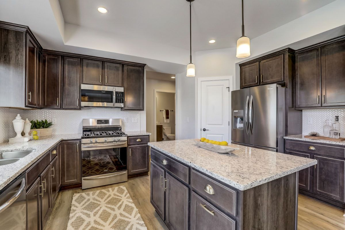 Kitchen featured in The Elise, Plan 2025 By Bielinski Homes, Inc. in Racine, WI