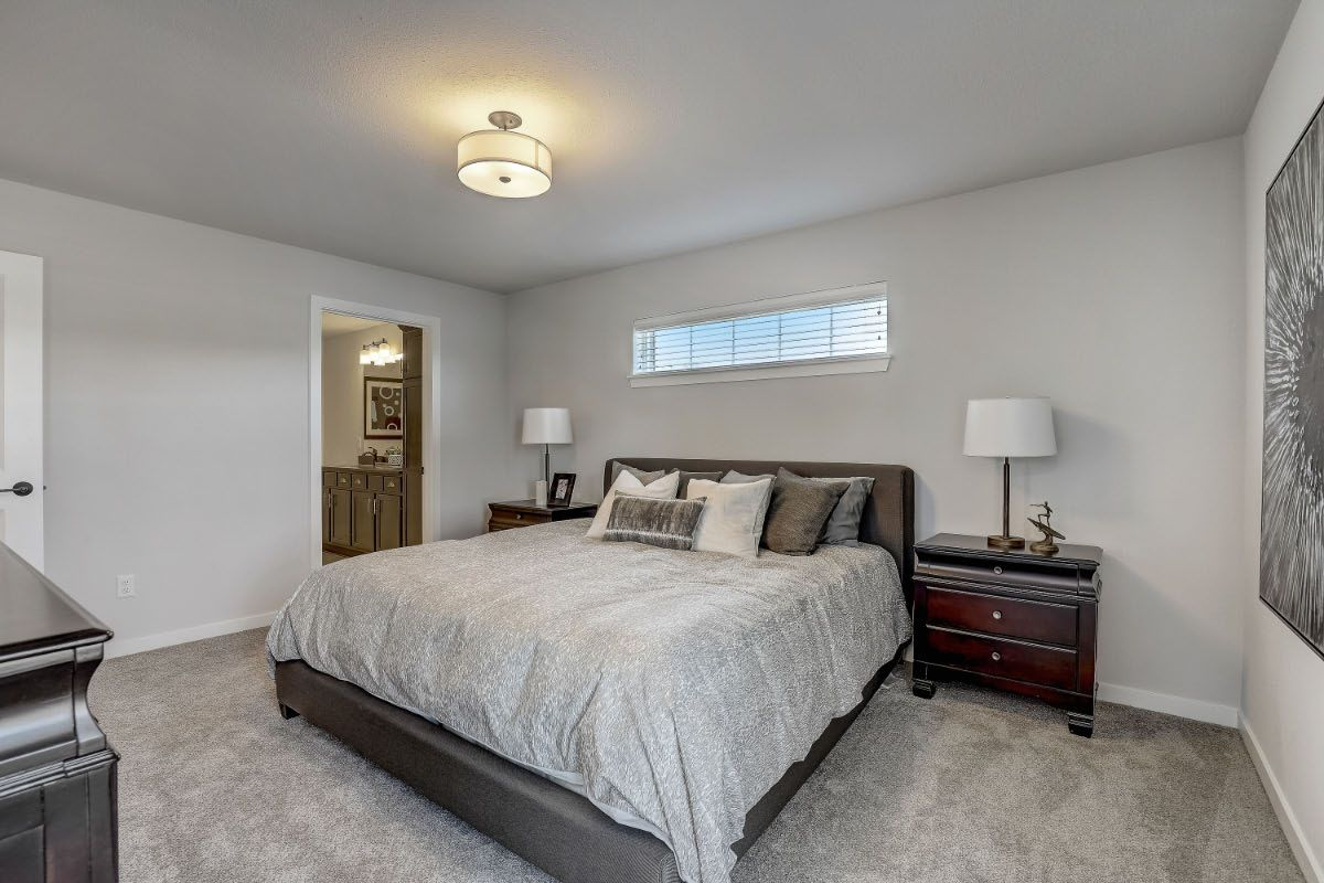 Bedroom featured in The Elise, Plan 2025 By Bielinski Homes, Inc. in Washington-Fond du Lac, WI