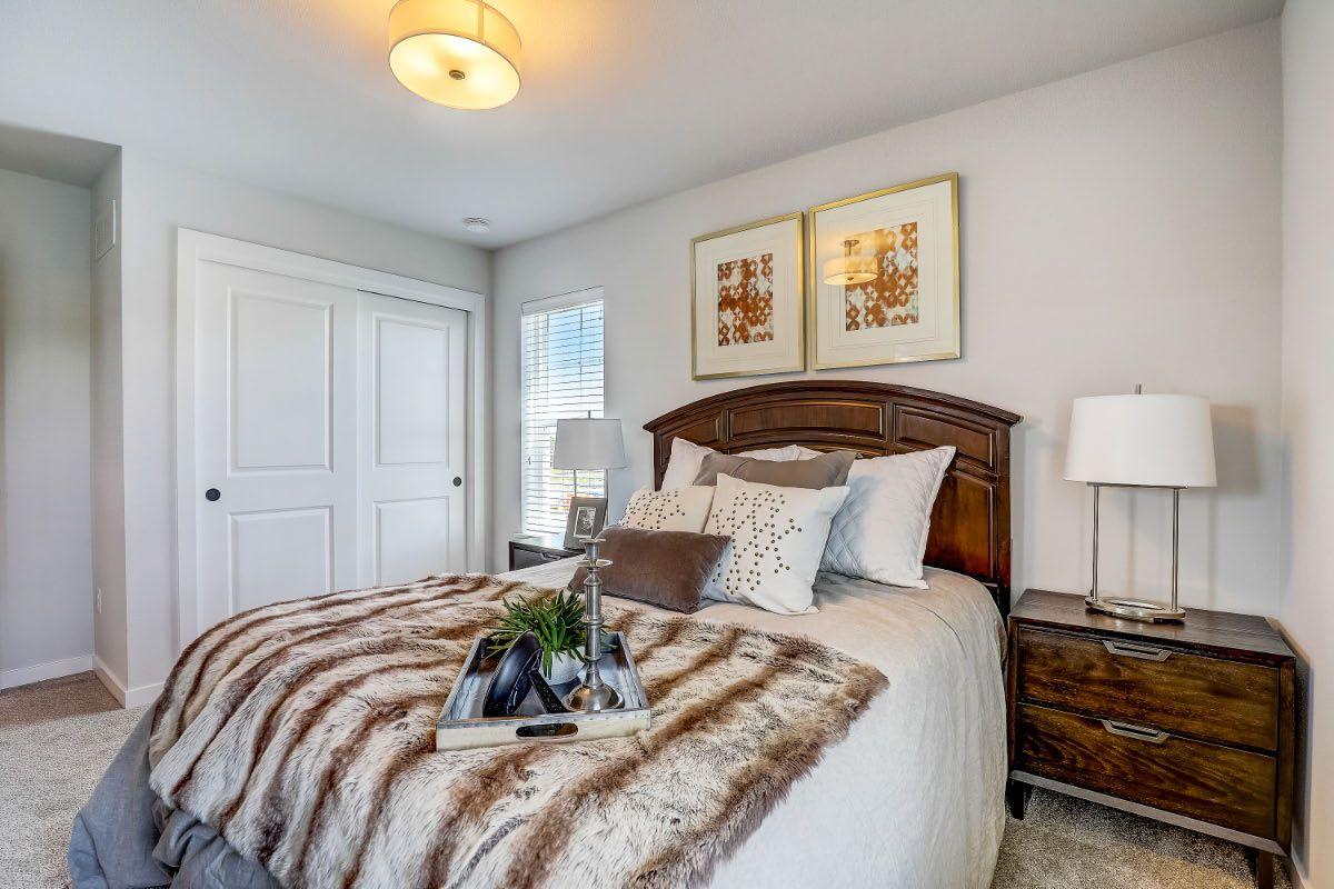 Bedroom featured in The Elise, Plan 2025 By Bielinski Homes, Inc. in Racine, WI