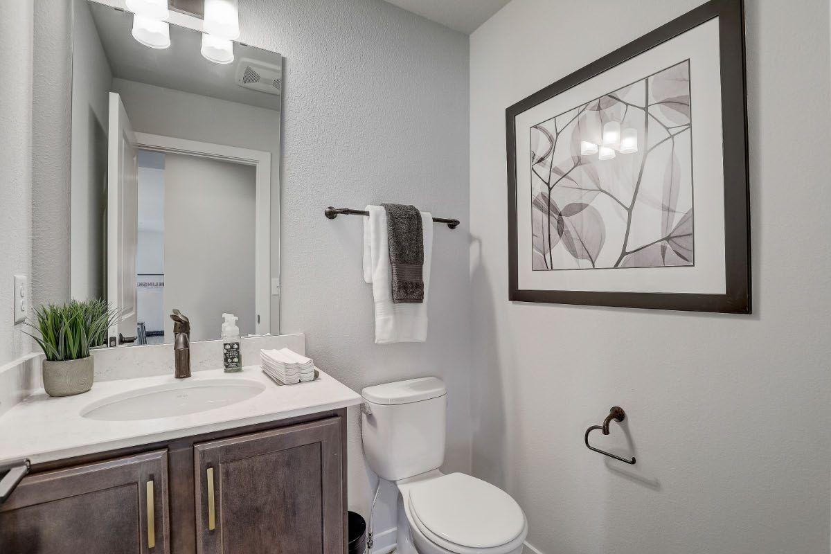 Bathroom featured in The Elise, Plan 2025 By Bielinski Homes, Inc. in Racine, WI
