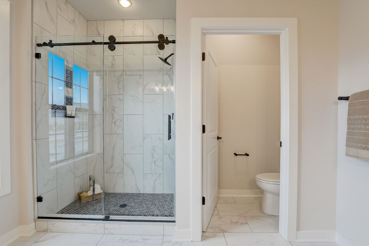 Bathroom featured in The Charlotte, Plan 2506 By Bielinski Homes, Inc.