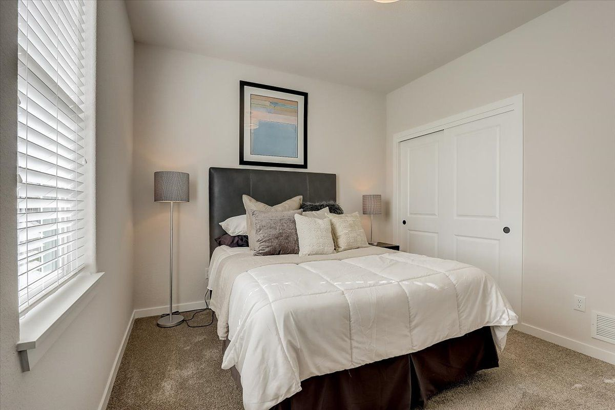 Bedroom featured in The Hannah, Plan 1664 By Bielinski Homes, Inc. in Washington-Fond du Lac, WI