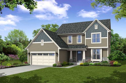 The Hallmark, Plan 2200-Design-at-Hunter Oaks-in-Watertown
