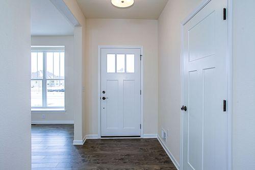 Foyer-in-The Preston, Plan 1800-at-Hunter Oaks-in-Watertown