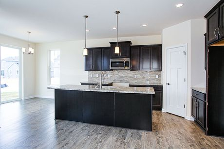 Kitchen-in-The Preston, Plan 1800-at-Fairwinds-in-Mukwonago