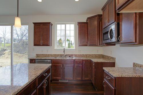 Kitchen-in-The Brayden, Plan 1756-at-Hunter Oaks-in-Watertown