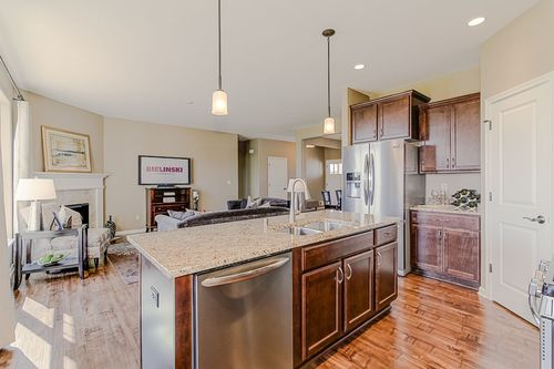 Kitchen-in-The Independence, Plan 1665-at-Hunter Oaks-in-Watertown