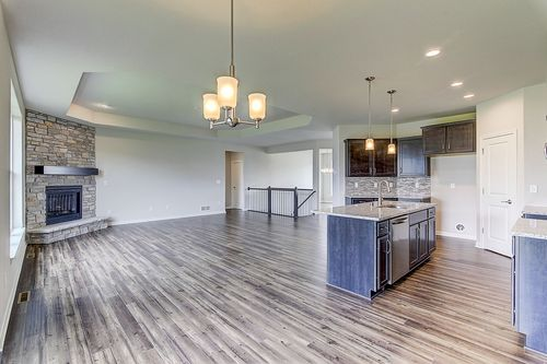 Kitchen-in-The Brooklynn, Plan 2100-at-Rolling Oaks-in-Waukesha