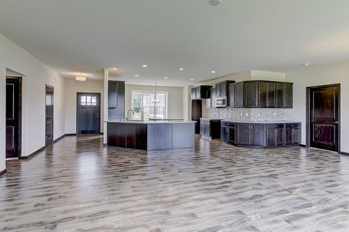 Greatroom-and-Dining-in-The Shorewood, Plan 1845-at-Hunter Oaks-in-Watertown