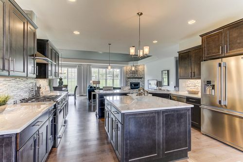 Kitchen-in-The Clemont, Plan 2222-at-Woodland Ridge-in-Sussex