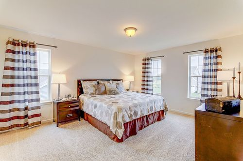 Bedroom-in-The Hallmark, Plan 2050-at-Hunter Oaks-in-Watertown