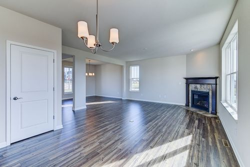 Empty-in-The Hallmark, Plan 2200-at-Hunter Oaks-in-Watertown