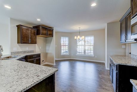 Kitchen-in-The Shorewood, Plan 1550-at-Hunter Oaks-in-Watertown