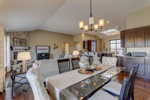 Greatroom-and-Dining-in-The Shorewood, Plan 1800-at-Hunter Oaks-in-Watertown