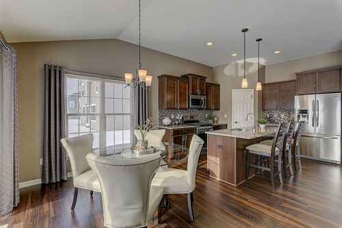 Kitchen-in-The Lauren, Plan 1640-at-Hunter Oaks-in-Watertown