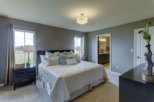 Bedroom-in-The Stratford, Plan 2200-at-Hunter Oaks-in-Watertown