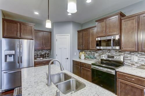 Kitchen-in-The Preston, Plan 1812-at-Hunter Oaks-in-Watertown