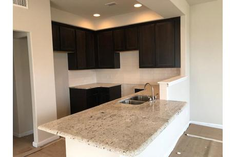 Kitchen-in-The Sycamore-at-Plum Creek-in-Kyle