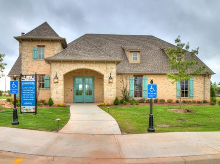 Camden Park by Bill Roberts Custom Homes in Oklahoma City Oklahoma