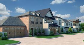 homes in Waterstone by Bill Roberts Custom Homes