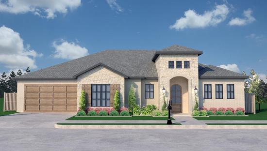 The Lakes at Cross Timbers by Bill Roberts Custom Homes in Oklahoma City Oklahoma