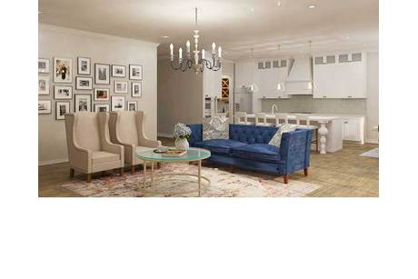 Greatroom-and-Dining-in-Dawson-at-Camden Park-in-Edmond