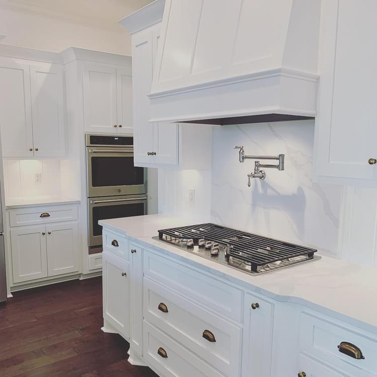 Kitchen featured in the Colmar By Blackburn Communities in Tupelo, MS