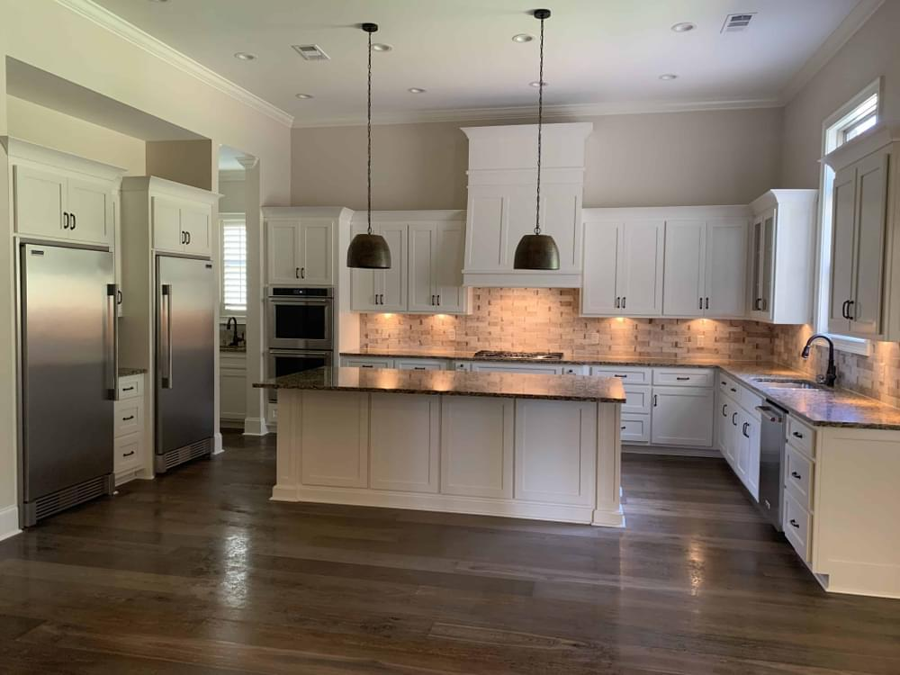 Kitchen featured in the Le Mans By Blackburn Communities in Tupelo, MS