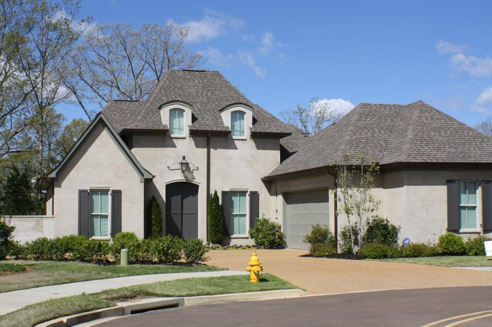 Exterior featured in the Lexington By Blackburn Communities in Tupelo, MS