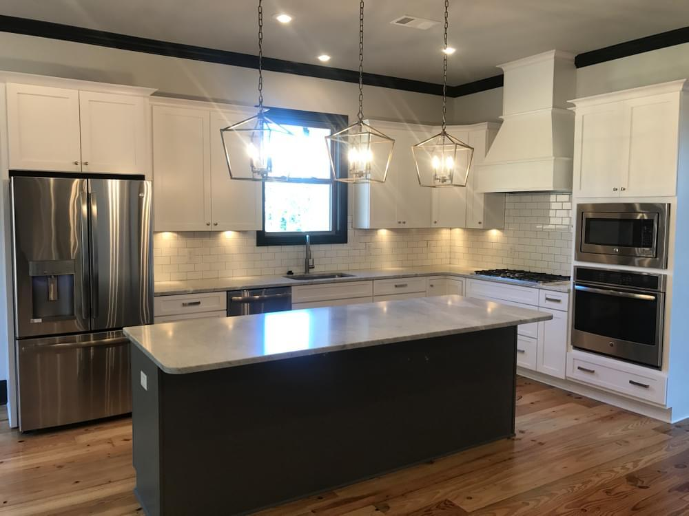 Kitchen featured in the Lexington By Blackburn Communities in Tupelo, MS