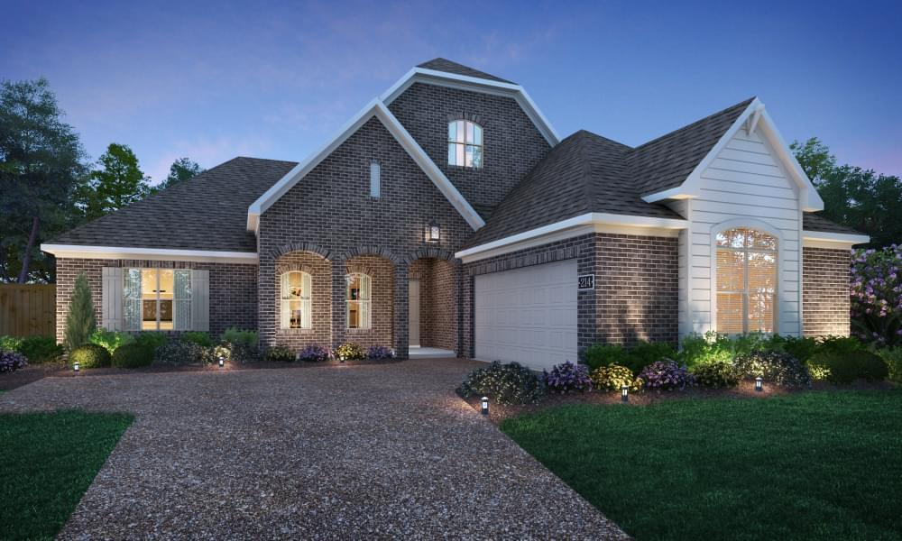 Exterior featured in the Maison By Blackburn Communities in Tupelo, MS