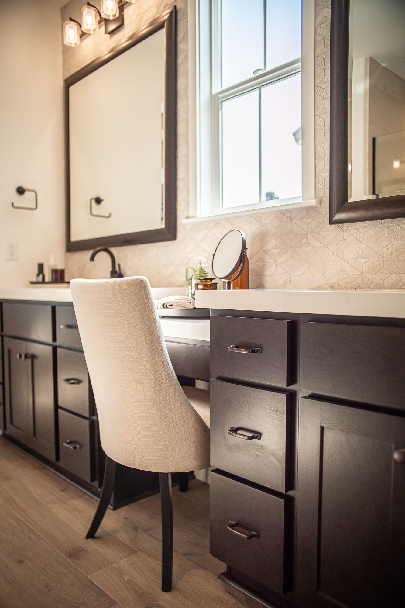 Bathroom featured in the Alley Row Collection Residence 8 By BlackPine Communites in Sacramento, CA