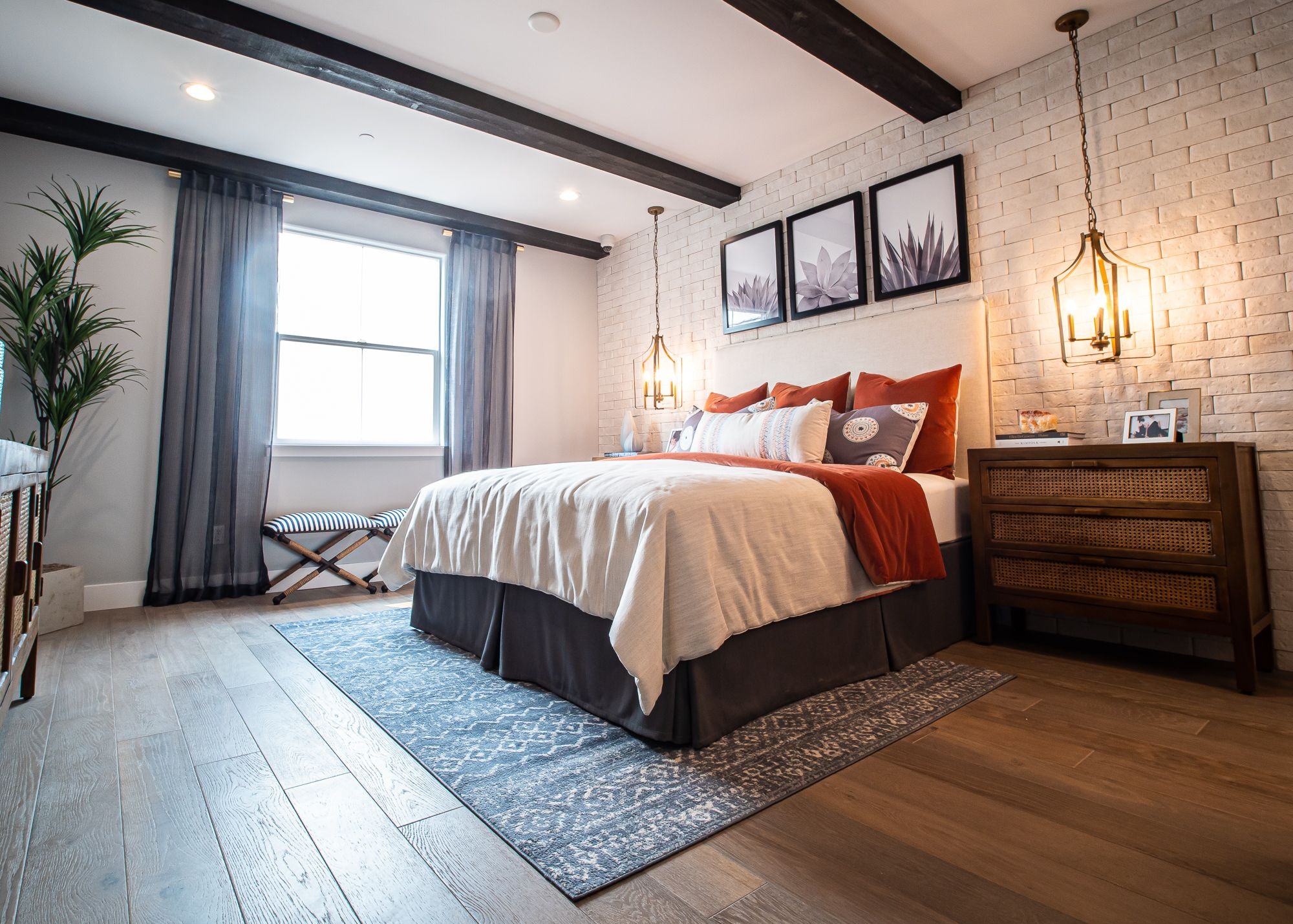 Bedroom featured in the Village Courts Collection Residence 9 By BlackPine Communites